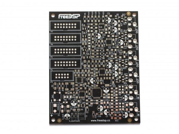 freeDSP Classic SMD B - PCB