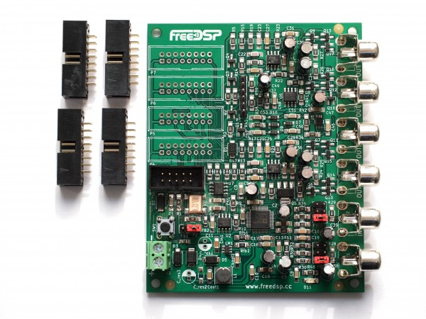 freeDSP Classic SMD B - complete kit
