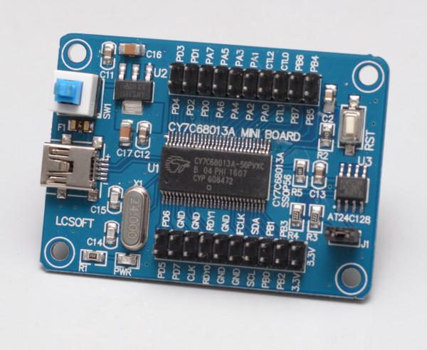 CY7C68013A EZ-USB Board